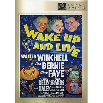 Wake Up & Live [DVD] USA import