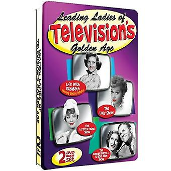 Leading Ladies of Tvs Golden Age [DVD] USA import