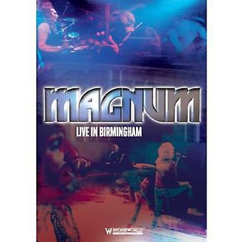 Magnum - Live i Birmingham [DVD] USA import