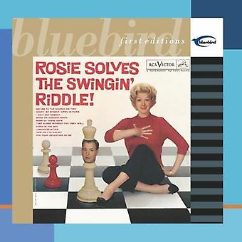 Rosemary Clooney - Rosie Solves the Swingin' Riddle! [CD] USA import