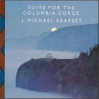J. Michael Kearsey - Suite for Columbia Gorge [CD] USA importen