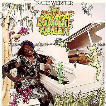 Katie Webster - importación de Estados Unidos pantano Boogie reina [CD]