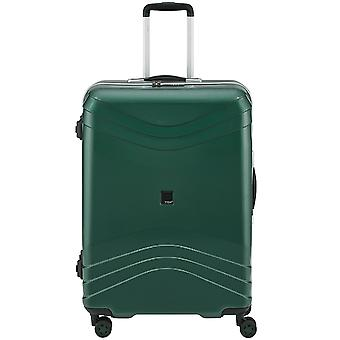 Titanium Libra 4 wheels suitcases polycarbonate trolley with luggage scale 821404