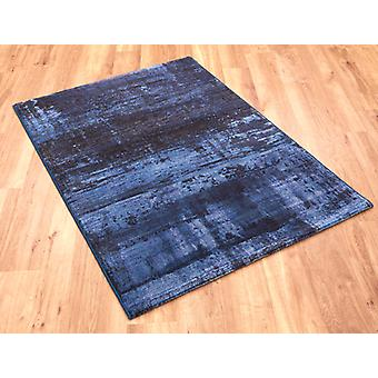 Galleria 63378 5131 Blue  Rectangle Rugs Modern Rugs