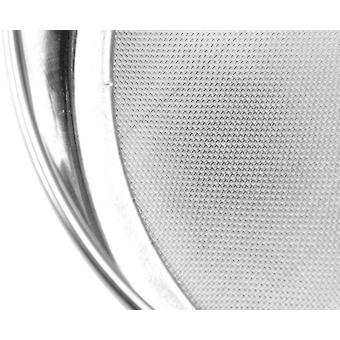 Ibili Mesh sieve Clasica Inox 16 Cms. (Home , Kitchen , Bakery , Tools , Sieves)