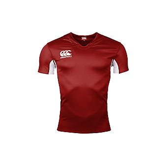 Canterbury Challenge S/S Rugby Shirt.