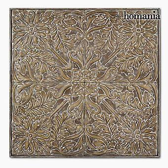 Bigbuy Table Leaves By Homania (Decoration , Pictures / Frames)