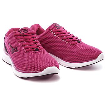 Gola Equinox Pink Junior Girls Trainers