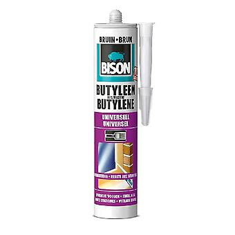 Bison-310 ml-Butyleenkit Brown