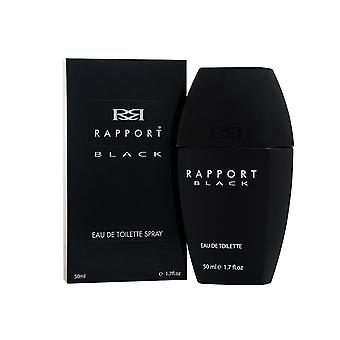 Dana Rapport Black Eau de Toilette 50ml EDT Spray