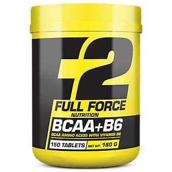 Full Force BCAA + B6 350 Tablets (Sport , Muscle mass , Amino acids)