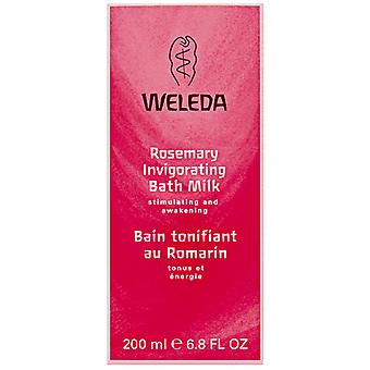 Weleda, Rosemary Invigoratin Bath Milk, 200ml