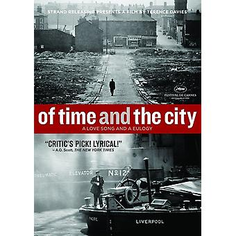 Of Time & the City [DVD] USA import