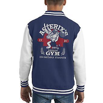 Asterixs Gallic Gym Kid's Varsity Jacket