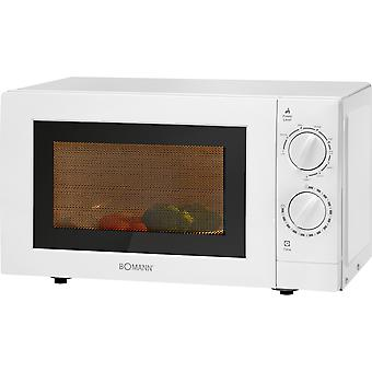 Bomann microwave Grill MWG 2289 20L white
