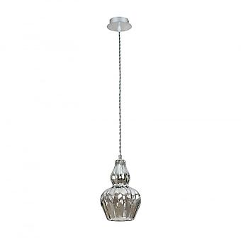 Maytoni Lighting Eustoma Pendant Collection Pendant, Chrome