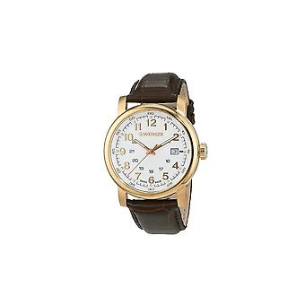 Wenger mens watch urban classic 01.1041.118