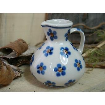 Krug, miniatuur, traditie 3, Bunzlauer aardewerk - BSN 6983