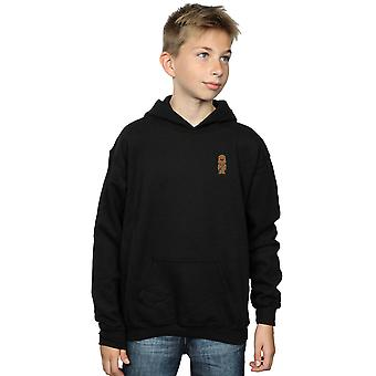Star Wars Boys Chewbacca Chest Print Hoodie
