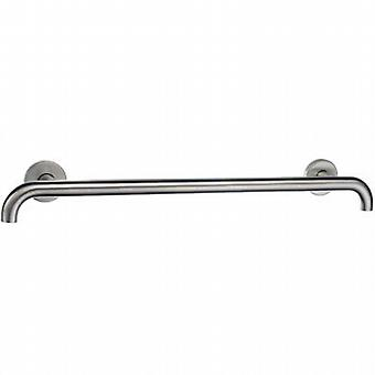 Levende Grab Bar buet 600 - rustfrit stål børstet (FS804)