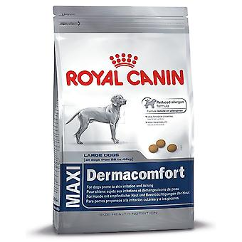 Royal Canin Dog Food Maxi Dermacomfort Dry Mix 12kg