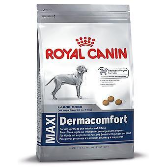 Perros de Royal Canin alimentos Dermacomfort Maxi seco mezcla 12kg