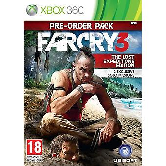 Far Cry 3 - die verlorene Expeditionen Edition (Xbox 360)