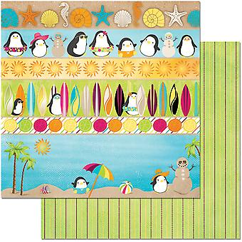 Make A Splash Double-Sided Cardstock 12