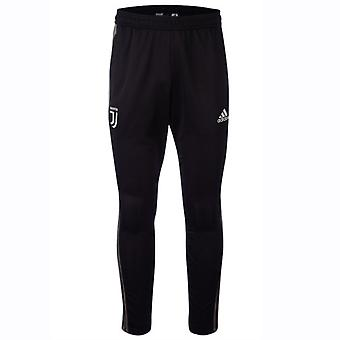 2018-2019 Juventus Adidas Training Pants (Black)