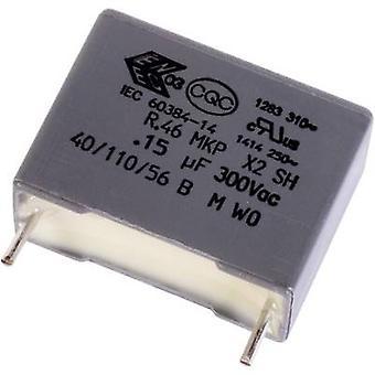 Kemet X2 46K MKP thin film capacitor Radial lead 0.1 µF 10 % 10 mm 1 pc(s)