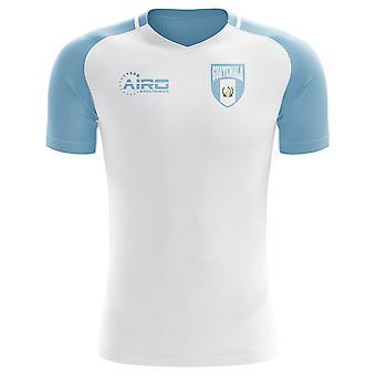 2018-2019 Guatemala Home Concept Football Shirt (Kids)