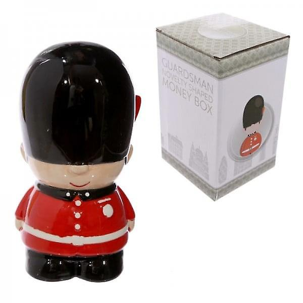 Union Jack Wear Guardsman Moneybox,