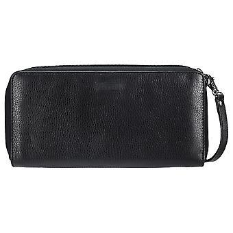 Bugatti PREGIO leather pouch travel wallet travel case 493154