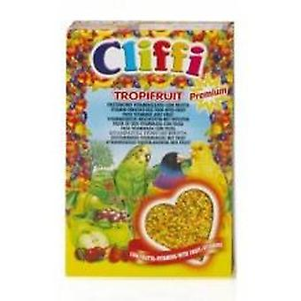 Cliffi Tropifruit 300Kg (Raising pasra C/fruit for granivorous birds)