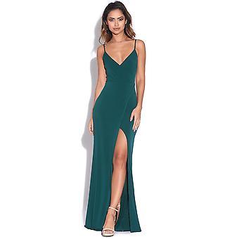 Strappy платье макси