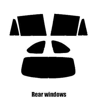 Pre cut window tint - BMW X1 (F48) - 2015 and newer - Rear windows