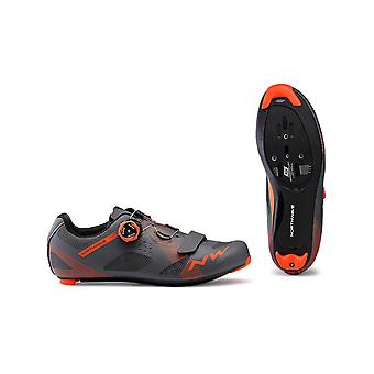 Northwave Anthracite 2019 Storm Cycling Shoe