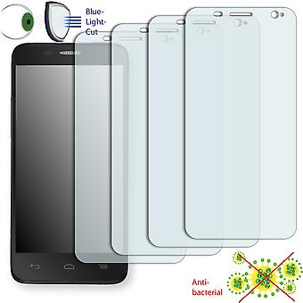Alcatel one touch mini 6012 X Idol screen protector - Disagu ClearScreen protector