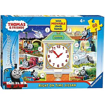 Ravensburger Thomas The Tank Right On Time Puzzle