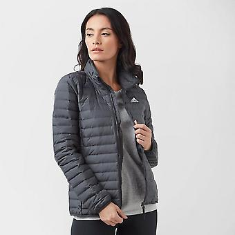 New adidas Women's Varilite Down Jacket Grey