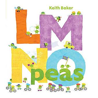 LMNO Peas by Keith Baker - Keith Baker - 9781416991410 Book