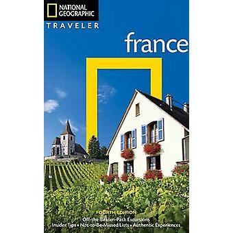 National Geographic Traveler - France (4e édition révisée) par Rosemar