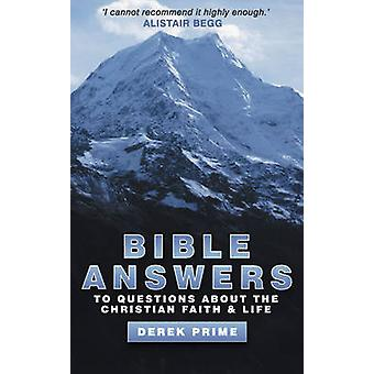 Bible Answers - To Questions About the Christian Faith and Life by Der