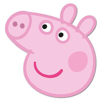 Peppa Pig Karten Face Mask