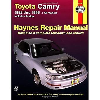 Manuel de réparation automobile Toyota Camry (1992-1996) (manuels de réparation automobile Haynes)