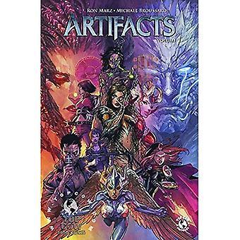 Artifacts Volume 1 TP