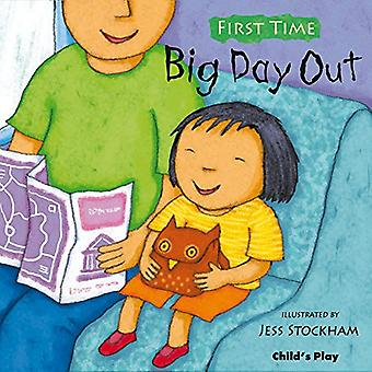 Big Day Out (First Time)