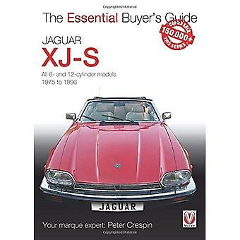 Jaguar XJ-S (Essential Buyer's Guide) (Essential Buyer's Guide Series)