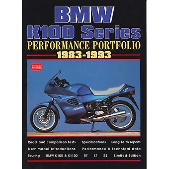 BMW K100-serie 1983-1993 Performance Portfolio