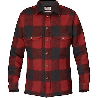 Fjallraven Canada Shirt - Red Check